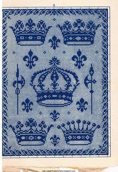 Old cross stitch alphabets & patterns