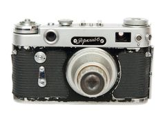 Found in East Germany and the former Soviet Union these 35mm cameras are a great way to add authentic history to your vintage study. Cameras are in working condition sans the 35m film!