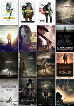 The concept art for Longmire created by Iconisus Agency was all so amazing. Here's a bunch I found googling…