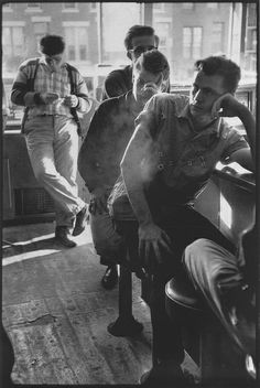 Bruce Davidson USA. Brooklyn, NY. 1959. Brooklyn Gang.