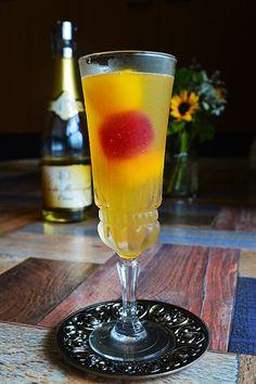 デュク・ドゥ・モンターニュ (ノンアルコールのワイン)、ぶどう&オレンジの100%ジュース