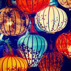 Hoi An, Vietnam via @fernwehdiaries