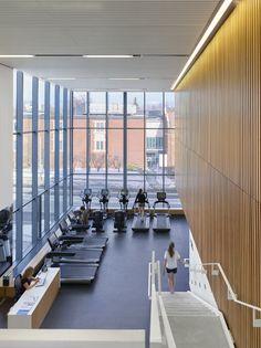 Gallery of Branksome Hall Athletics & Wellness Centre / MacLennan Jaunkalns Miller Architects - 5