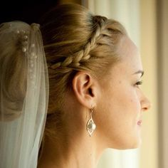 Bridal Bun with Braided headband.  Google Image Result for http://www.myfashionbeautytips.com/wp-content/uploads/2012/03/braid-and-bun-bridal-updo-hairstyle.jpg