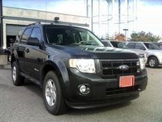 2010 Ford Escape Hybrid Pictures