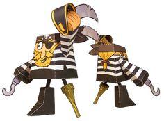 Pesky Pirate