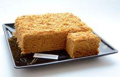Безусловно медовики являются хитом, но знакомый всем торт можно сделать еще интереснее, вот, например, придать ему карамельную нотку.