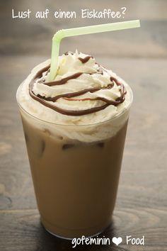Eis + Kaffee = Eiskaffee!  Hier gibt's das beste Eiskaffee-Rezept: http://www.gofeminin.de/kochen-backen/eiskaffee-rezept-s1441415.html  #eiskaffee