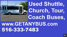 NY Bus Sales | Call 844-612-7122 | 2007 Ford E450 Wheelchair Shuttle Bus https://www.youtube.com/watch?v=KlHWeE32FZk&feature=youtu.be&utm_content=buffered886&utm_medium=social&utm_source=pinterest.com&utm_campaign=buffer