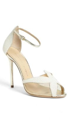 Starfish heels, fun and gorgeous!