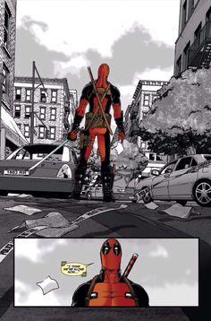 Funny Deadpool Comics | 69 Hilarious Dead Pool Screenshots/Jokes (Page 38)