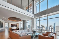New York Apartment Luxury, Apartments New York, New York Penthouse, Luxury Penthouse, Apartment Interior, Penthouse Apartment, Luxury Condo, Luxury Suv, Dream Apartment