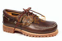 Timberland Heritage 30003 Zapatos Nauticos Hombres Marron