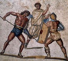Bestiaires et gladiateurs dans l'antiquité romaine