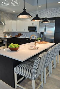 The HGTV Dream Home 2016 on Merritt Island with Delta Faucet by Dear Lillie LGLimitlessDesign and Hgtv, Beautiful Kitchens, Home, Pretty House, Kitchen Room, Pinterest Home Decor Ideas, Kitchen Dining Room, Dear Lillie, Pinterest Home