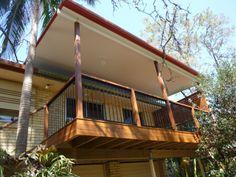 Decks Deking Pty Ltd Timber Deck, Flyover Patio Roof Brisbane, Queensland, Australia  1800DEKING for a Free Quote