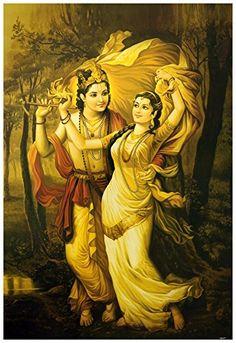 Avercart Lord Krishna / Shri Krishna with Radha / Symbol . Radha Krishna Pictures, Radha Krishna Photo, Krishna Photos, Krishna Art, Lord Krishna, Shree Krishna, Krishna Lila, Baby Krishna, Lord Shiva