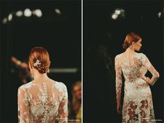 Casamoda Noivas 2014 | Desfile Lucas Anderi | Vestida de Noiva | Fernanda Floret | Blog de casamentos cheios de amor de todo o Brasil