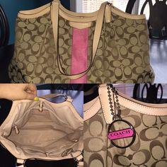 Authentic coach make me an offer No rips no stains 100% authentic! Make me an offer Coach Bags Shoulder Bags