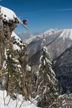 Cliff Jump, Slovakia