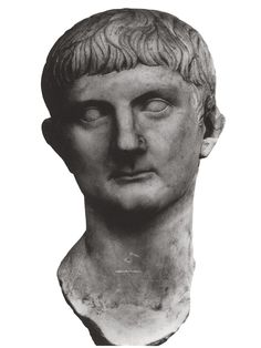 Portrait of Germanicus. The Béziers type. White marble (Carrara). 14—19 CE. Total height 41.2 cm, height of head 24.5 cm. Inv. No. 30. 010. Toulouse, Saint Raymond Museum