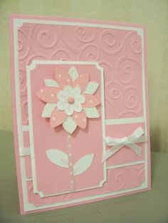 LSC162 Pretty in Pink by LaLatty - Cards and Paper Crafts at Splitcoaststampers