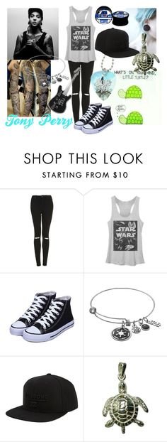 """""""Tony Perry: Band Members #4"""" by softballnumber4 ❤ liked on Polyvore featuring Topshop, Billabong, BillyTheTree and agnès b."""