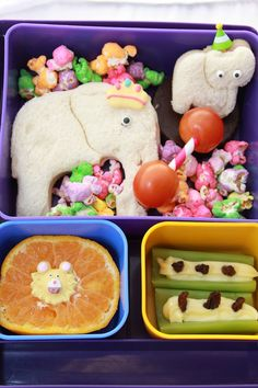 Lunchboxes with Love.