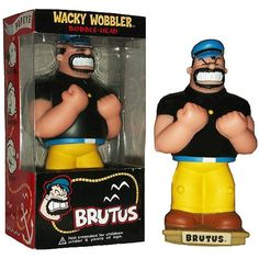 Funko 115482 Brutus Bobble Head *** Want to know more, click on the image. (This is an affiliate link and I receive a commission for the sales) #ActionFiguresStatues
