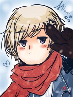 Is this Cute Enough? by Prominessence on DeviantArt - APH Hetalia Norway