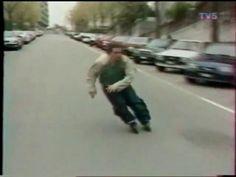 #Roller de #Lausanne sur Tell Quel en 1994 De bon vieux souvenir pour les anciens patineurs de Lausanne qui se retrouvaient sur les quais d'Ouchy. #downhill