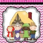 This is a set of pages created to go with the story Little Red Riding Hood.  This set was created based off of first grade common core standards an...