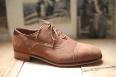"""Duckie Brown for Florsheim """"Scotch Oxford"""" // MEN'S! // you'll look smart no matter your IQ// sizes 9.5, 10"""