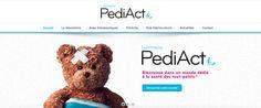 Notre nouveau site internet est ligne, rendez vous sur www.pediact.com !