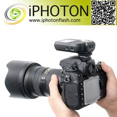 Advanced Flash Trigger Camera,3G Two Way Remote Control Shutter,Shutter Release Button For Nikon D90/D5000
