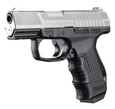 Walther CP99 Compact Bi-Color (Nickel-Slide) BB Gun