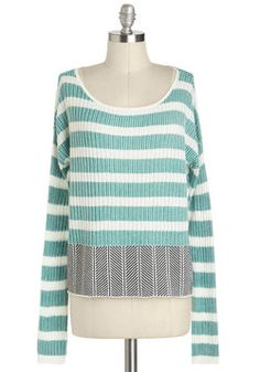 $64.99 The Nature of the City Sweater, #ModCloth