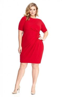 nice 5 stunning red dresses for Valentine's day