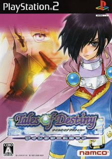 Tales of Destiny Director's Cut ps2 iso rom download | Gaming