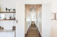 Sandringham Renovation - Living :: Designed by Eat Bathe Live
