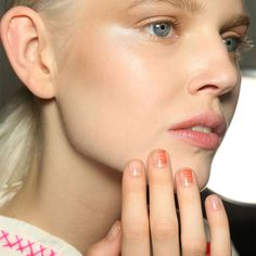 The 11 Best Runway Nail Looks from Spring 2015