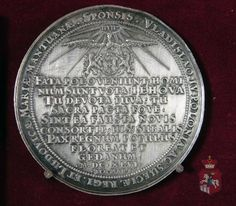 Medal na zaślubiny Władysława IV z Ludwiką Marią | FUNDACJA XX. CZARTORYSKICH
