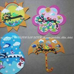 Kids Crafts, Summer Crafts For Kids, Diy Arts And Crafts, Preschool Activities, Art For Kids, Summer Kids, Cardboard Crafts, Paper Crafts, Weather Crafts