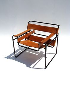 Breuer's wassily chair