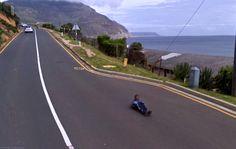 Jon Rafman - 1 Chapman's Peak Dr, Hout Bay, Western Cape, South Africa - Contemporary Art Google Street View, Jon Rafman, Saatchi Gallery, Beautiful Space, View Photos, South Africa, Photo Art, Past, Images