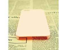 Clear Hard Pink Case Cover For iPhone 4/4S