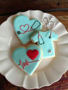 Nurse's cookies.wonderful!!!