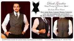 men's corset? want!
