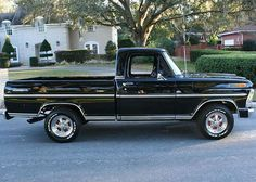 1968 Ford F100: