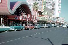 The Mint on Fremont St, Las Vegas, 1959